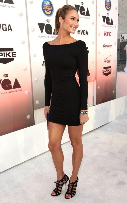 Stacy Keibler Hot Legs