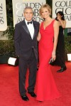 Lookpurdy - Stacy Keibler in Valentino with George Clooney - 69th Annual Golden Globe Awards 2012 004