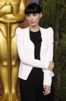 lookpurdy – Rooney Mara in ASOS – 2012 Academy Awards Nominations Luncheon 2