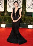 lookpurdy – Rooney Mara in Nina Ricci – 69th Annual Golden Globe Awards 2012 1