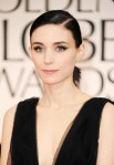 lookpurdy – Rooney Mara in Nina Ricci – 69th Annual Golden Globe Awards 2012 3