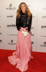 lookpurdy – Sarah Jessica Parker in Oscar de la Renta – amfAR New York Gala To Kick Off Fall 2012 Fashion Week 1