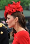 lookpurdy – Catherine, Duchess of Cambridge in Alexander McQueen – Diamond Jubilee Thames River Pageant 10